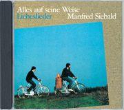 Cover for Alles auf seine Weise: Liebeslieder