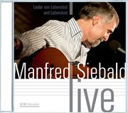Cover for Manfred Siebald: Live