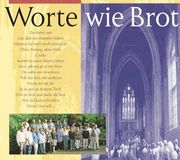 Cover for Worte wie Brot
